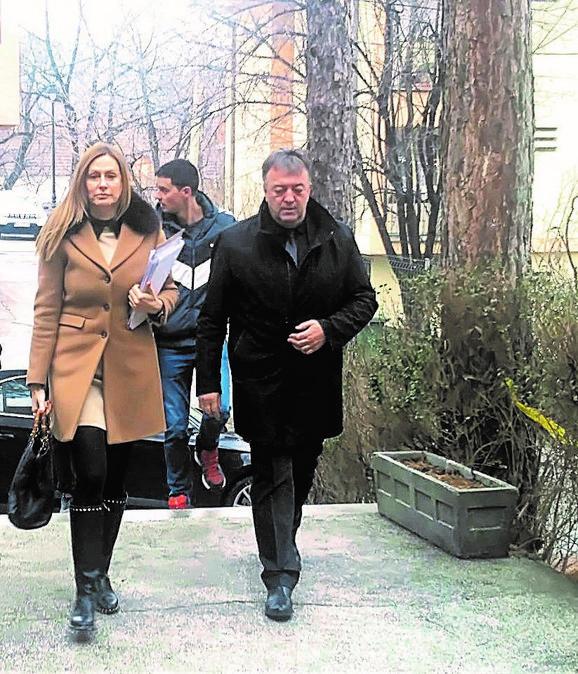 Jeličić je na suđenje stigao u pratnji advokatice