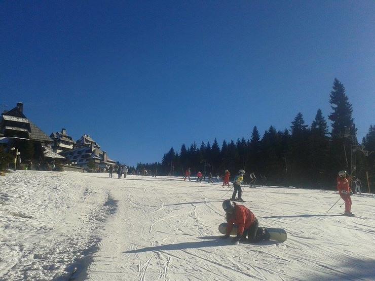 Kopaonik 02 - Skijanje prvog dana u 2016. foto N Bozovic