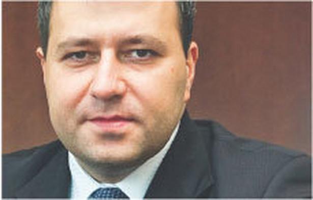 Bartosz Grohman, adwokat, szef Komisji Kształcenia Aplikantów Adwokackich przy Naczelnej Radzie Adwokackiej Fot. Wojciech Górski