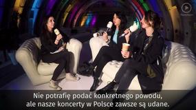 Warpaint: w Polsce czujemy się komfortowo