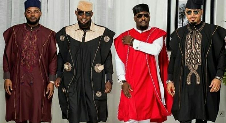 Merry Men [africanfashionlaw]