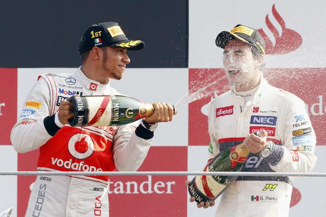 Slavlje Hamiltona i Pereza