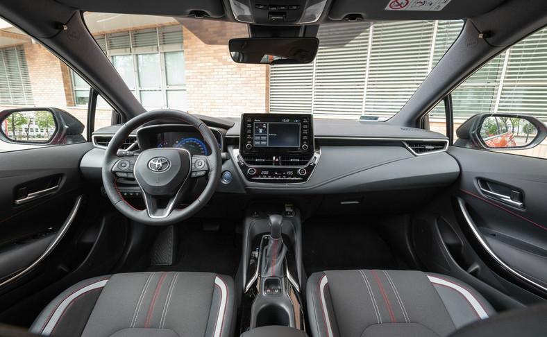 Toyota Corolla 2.0 Hybrid GR Sport