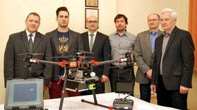"""Badające powietrze """"latające laboratorium"""" GIG nagrodzone w Barcelonie"""