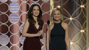Złote Globy 2015: Tina Fey i Amy Poehler promują rozdanie nagród