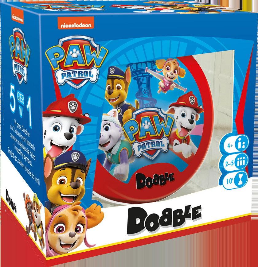 Gra towarzyska dla całej rodziny Dobble