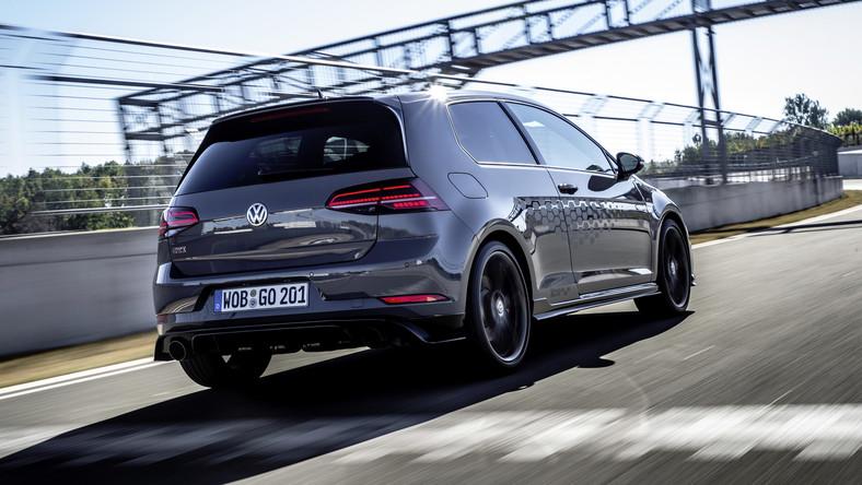 Volkswagen Golf Tcr Kropka Nad Gti Test