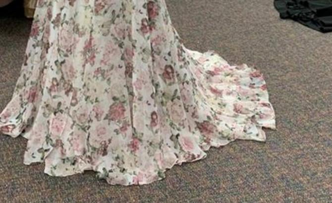 Slika haljine je uzdrmala Fejsbuk