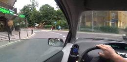 Internetowy streamer szalał na drodze w Zakopanem. Zostanie ukarany
