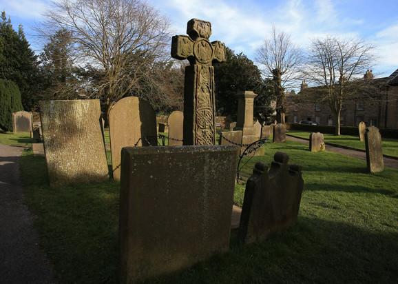 Stari grobovi preminulih od kuge