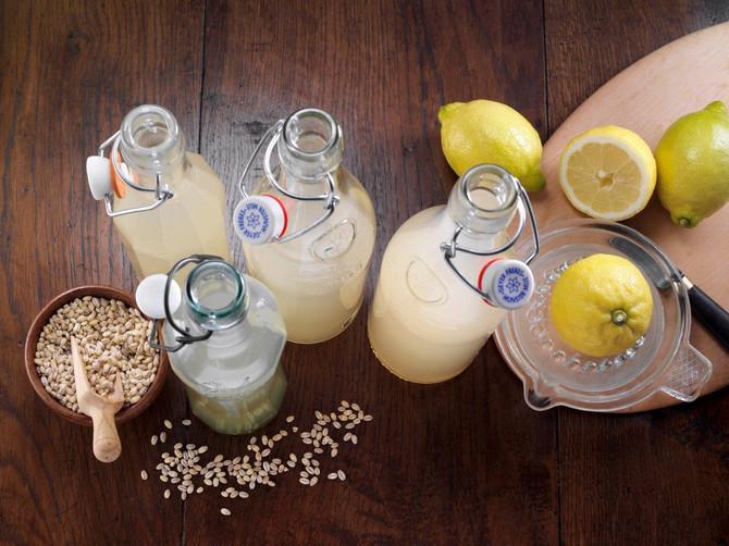 Da biste ubrzali mršavljenje, pijte tri čaše ječmene vode na dan.