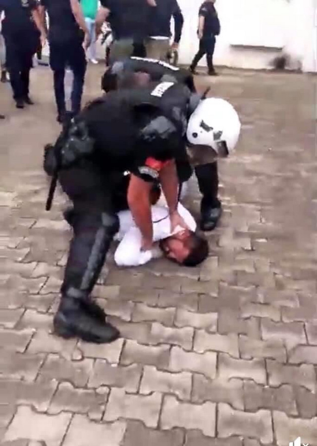 Hapšenje Mladena MIkijelja