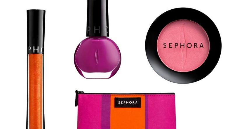 Modny makijaż na lato 2011 zachwyca tropikalnymi kolorami!