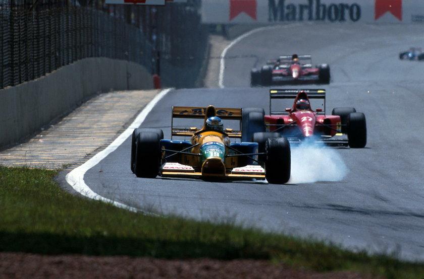 Michael Schumacher 22 lata temu został mistrzem. Dziś jego rodzina...