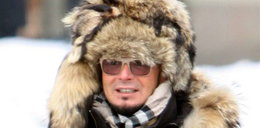 Zimowy lans gwiazd. FOTO!