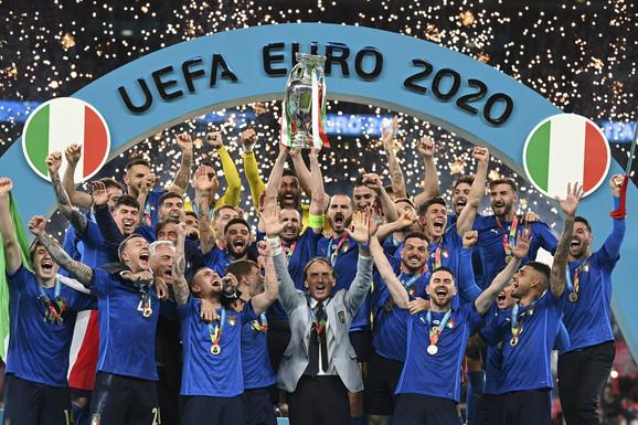 OVO JE NJIHOVA GODINA! Nakon jezive 2020. Italiji se posrećilo na Evroviziji, Evropskom prvenstvu i ZA MALO Vimbldonu