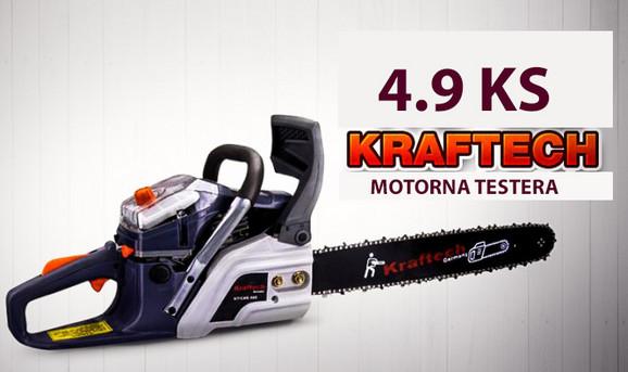 Motorna testera Kraftech