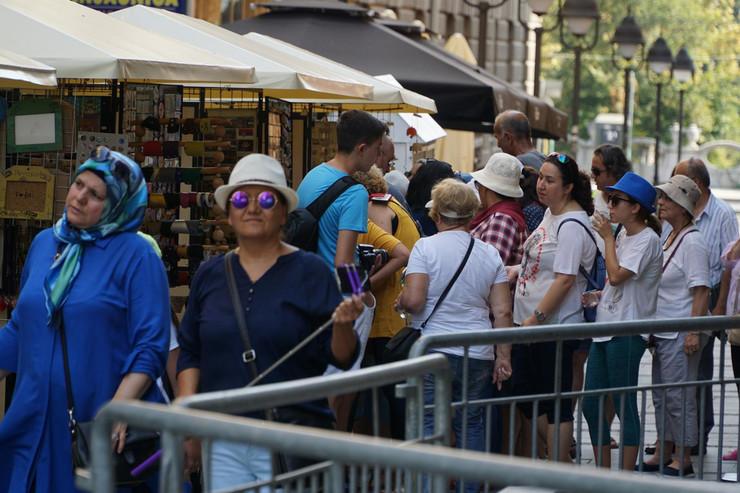 Turisti iz Turske najbrojniji