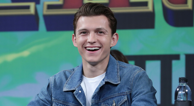 Tom Holland's Drunk Phone Call with Disney CEO Bob Iger Saved Spider-Man