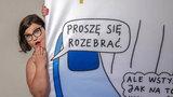 Dominika Gwit: Nie wstydzę się rozbierać