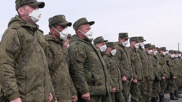 Rusko Ministarstvo odbrane je potvrdilo da su neki vojnici zaraženi korona virusom (foto: ruska vojska u Bergamu pomaže u borbi protiv pandemije)