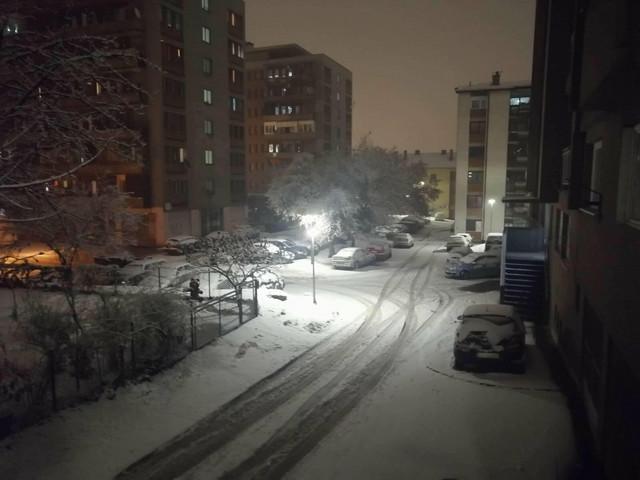 Sneg u Boru