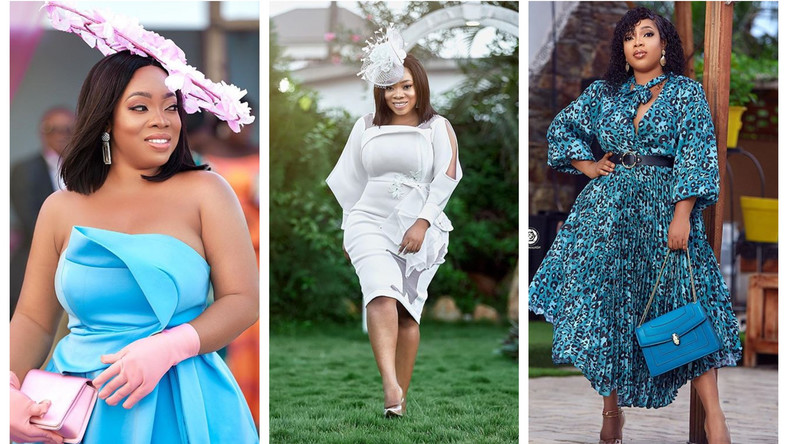 Moesha Boduong's best fashion moments