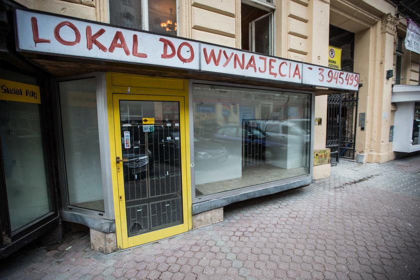 Sklepy uciekają z centrum Poznania