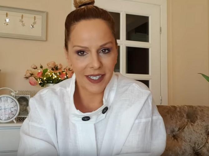 Ana Bučević u svom vlogu