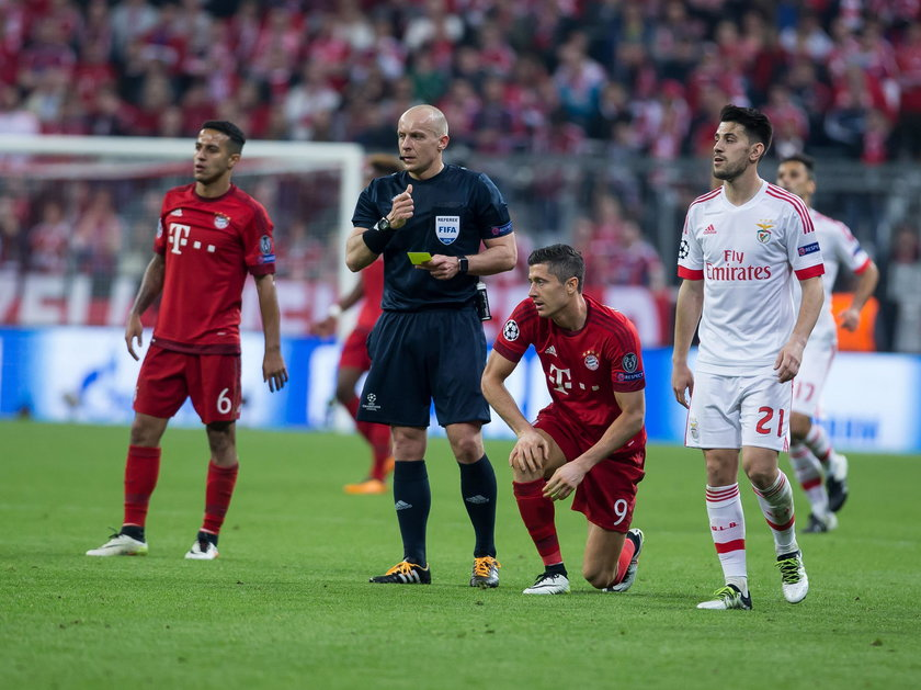 Marciniak poprowadzi mecz Atletico – Bayern