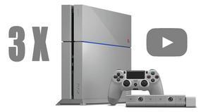 Nakręćsię na PS4! - nagraj film i wygraj jedną z trzech szarych konsol PlayStation 4 [Aktualizacja]