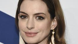 Złote Globy 2018: chora Anne Hathaway solidaryzuje się z aktorkami Hollywood