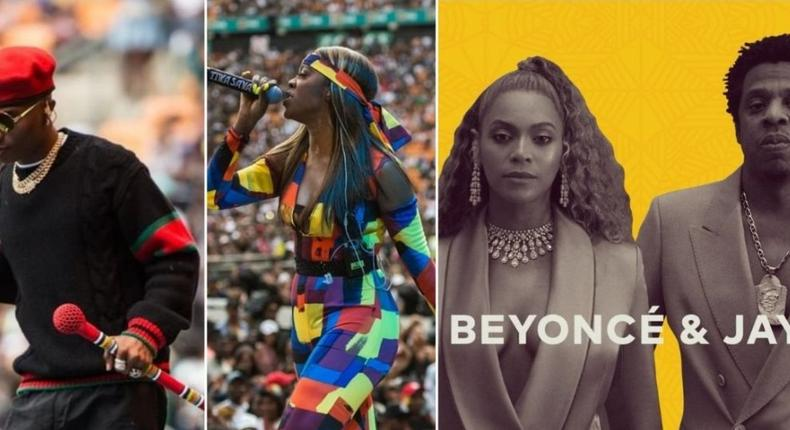Top highlights from the 2018 Global Citizen Festival