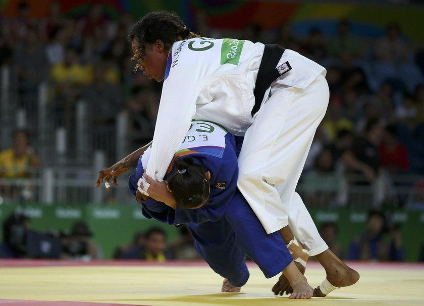 Dwoje gwinejskich sportowców nie chciało wracać do domu