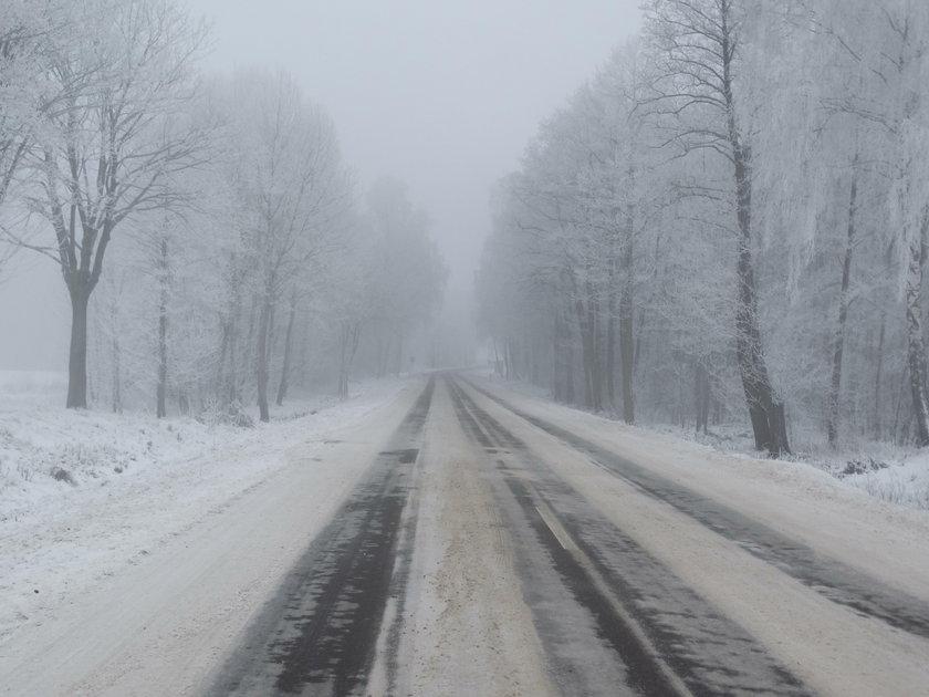 Przygotowania drogowców do zimy