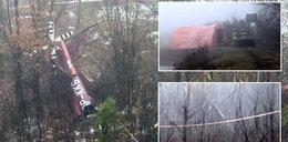 Katastrofa helikoptera pod Pszczyną. Nie żyje znany biznesmen Karol Kania