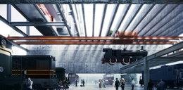 Najpiękniejsze muzeum kolei w Polsce!