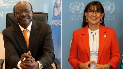 Mukhisa Kituyi's replacement at UNCTAD makes history after taking over [Profile]
