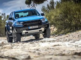Ford Ranger Raptor – pikap z charakterem