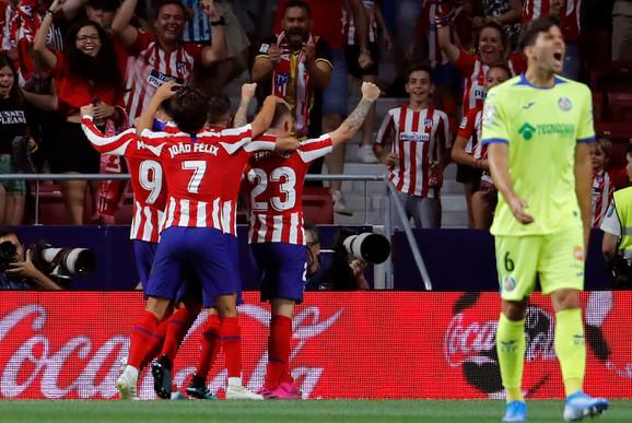 Atletiko Madrid Hetafe