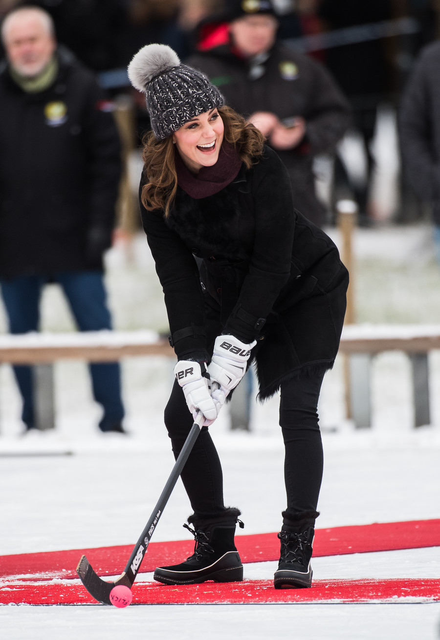 Kate Middleton w Norwegii / Samir Hussein / GettyImages