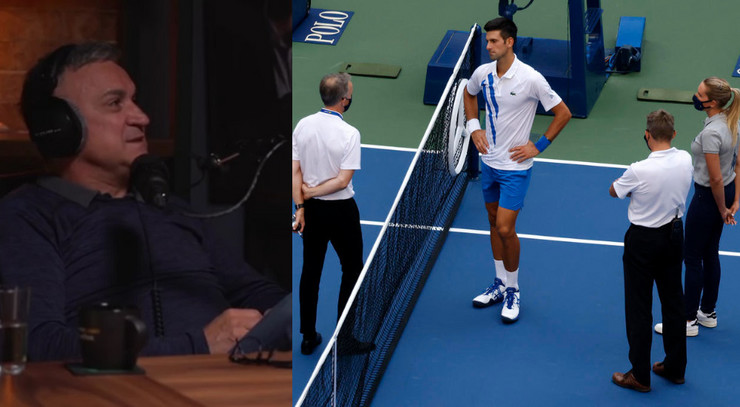 Srđan i Novak Đoković