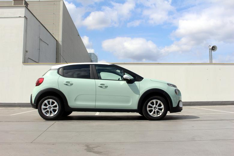 Citroen C3 1.2 PureTech 110 KM Feel