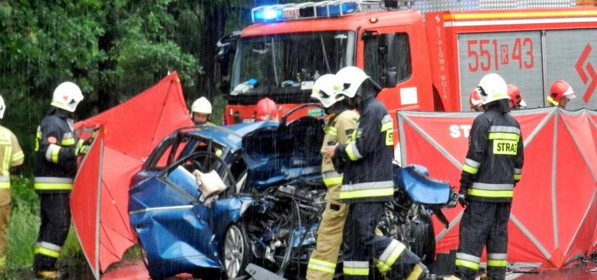 Potworna tragedia w Jamnicy. Zginęli rodzice trójki braci. Teraz policja opublikowała ważny komunikat