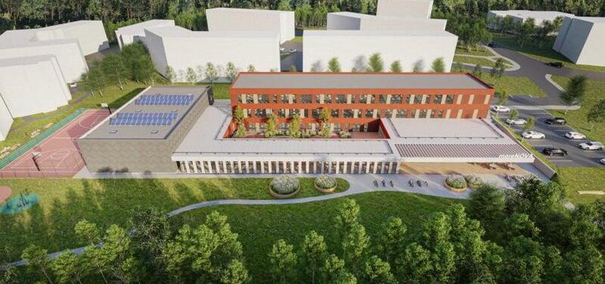 Nowa szkoła powstanie na Morenowym Wzgórzu. Pierwszy dzwonek już za dwa lata
