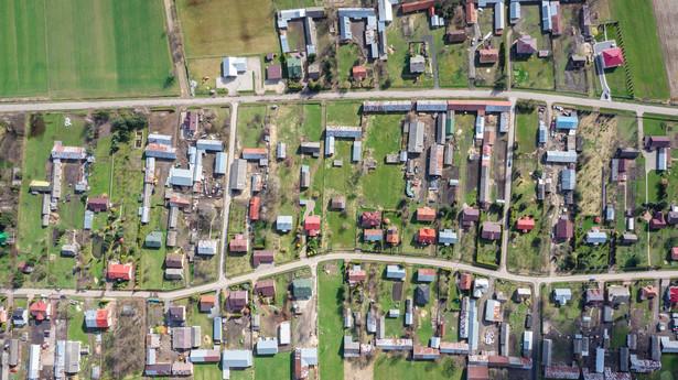 Polska jest specyficznym krajem pod względem udziału nieruchomości w majątku gospodarstw domowych.