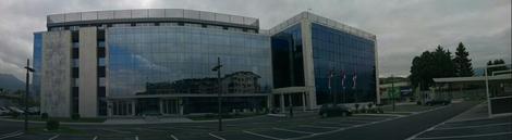 Zgrada u koju je Vlada RS uložili 26,6 miliona KM u Istočnom Sarajevu