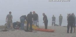 9-letnia dziewczynka zginęła na plaży!