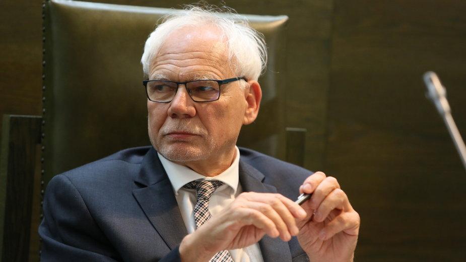 Sędzia Marek Safjan