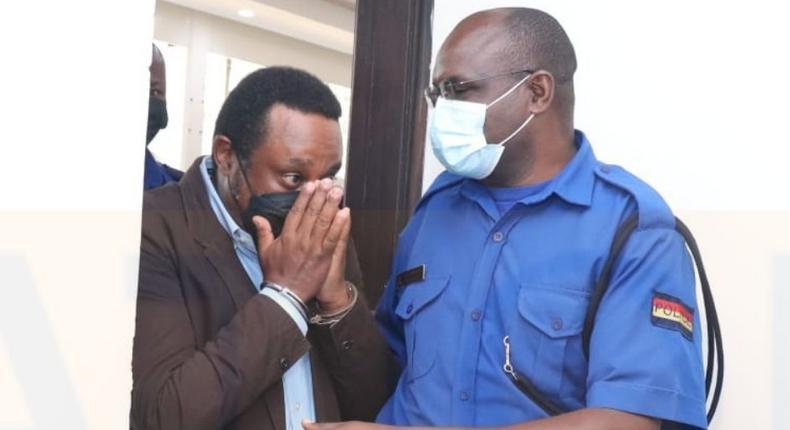 Mukuria Ngamau